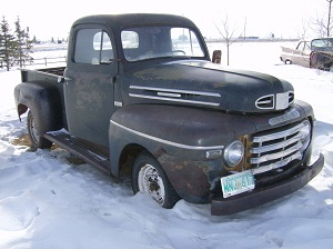 1948 1952 Mercury Trucks From Rick In Alberta